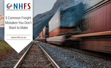 Train Speeding on Tracks