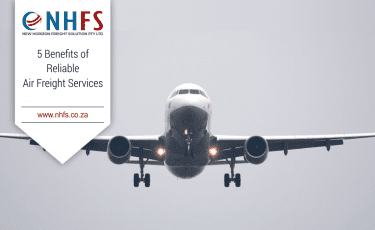 New Horizon Freight Solutions recommend air freight services for urgent deliveries.