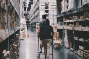 Less warehouse time is a major benefit of having a reliable air freight service.